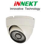 กล้องอินฟราเรดทรงโดม INNEKT รุ่น ZAR7023 (700 TVL ,CMOS, ARRAY 1 IR,3.6 mm.)