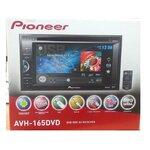 PIONEER AVH-165DVD (เครื่องเล่นจอ 6.1 นิ้ว DVD/USB)