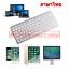 บลูทูธbluetooth keyboard for ipad iphone ios ภาษาไทย thumbnail 1