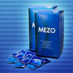 Mezo เมโซ ผลิตภัณท์อาหารเสริมลดความอ้วน ลดน้ำหนัก 2 กล่อง
