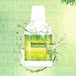 น้ำยาบ้วนปาก Bamboo mouthwash สารสกัดพิเศษจากเยื่อไผ่ สลายคราบหินปูน ดับกลิ่นปาก