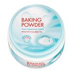 [พร้อมส่ง] Etude House Baking Powder Pore Cleansing Cream 180ml ครีมล้างหน้า ล้างเครื่องสำอางออกได้อย่างหมดจด