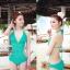 SM-V1-292 ชุดว่ายน้ำแฟชั่น คนอ้วน เด็ก ดารา thumbnail 1
