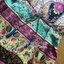 Lady Florence Hippie Chic Printed Satin Dress L191-75C07 thumbnail 17