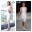 Dress ลูกไม้ทั้งตัวเกรด Premium thumbnail 3