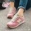 รองเท้าผ้าใบแฟชั่น N เย็บแต่งโลโก้ด้านข้าง thumbnail 8