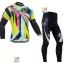 ชุดปั่นจักรยาน เสื้อปั่นจักรยาน และ กางเกงปั่นจักรยาน Fox ขนาด XL thumbnail 1