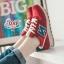 รองเท้าผ้าใบแฟชั่น N เย็บแต่งโลโก้ด้านข้าง thumbnail 14