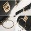 กระเป๋า Fashion Import สีดำ ราคา 890 บาท Free Ems thumbnail 7