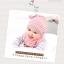 เซตหมวก+ผ้าซับน้ำลาย / ลาย Lovely Baby (มี 6 สี) thumbnail 17