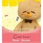รุ่น B03785 หมีน้อยคิ้วแบร์