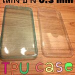 TPU CASE ใส 0.3MM สำหรับ IPHONE 6 และ IPHONE 6 PLUS