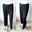 BNB1430-กางเกงผ้า มือสอง สีดำ แบรนด์เนม AIIZ เอว 30 นิ้ว thumbnail 1