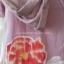 jp2249-เสื้อแฟชั่น silk สวยๆ odile อก 34 นิ้ว thumbnail 4