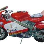 Mini Bike รุ่น HL-G29 สีแดง 49 CC +++สินค้า Pre Order พร้อมส่งภายใน 14 วันค่ะ+++