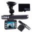 กล้องติดรถ V10 HD (+เครื่องตรวจจับกล้องจับความเร็ว) thumbnail 2