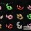 มุกติดเล็บ รูปวงรี ปลายแหลม เหลือบรุ้ง คละ12 สี ขนาด8*5มิล thumbnail 2