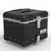กล่องบน LOBOO TIBET 36L สีดำ 1ใบ พร้อมชุดยึดบน FOR SUZUKI V-STROM 650 2017