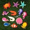 Magnet แม่เหล็ก Sea Animal ของเล่นเสริมพัฒนาการ เสริมสร้างจินตนาการ
