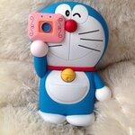 ** พร้อมส่งค่ะ ** เคส Doraemon 3D ถือกล้องวิเศษ  iPhone 5/5s