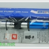 สูบพกพาจักรยานอลูมิเนียม BETO mini pump มีเกจวัด