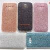 เคสยางนิ่มกากเพชร Samsung Galaxy J7