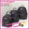 Louis Vuitton Backpack กระเป๋าเป้หลุยส์ **เกรดAAA*** (เลือกลายด้านในค่ะ)