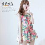 Pre  เดรส YOZI  AE762 เสื้อผ้าแฟชั่นเกาหลีราคาถูก