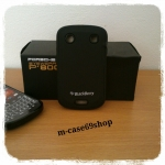 Case for Black Berry 9900/9930 : Black
