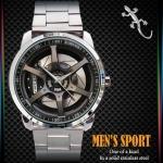 นาฬิกาแฟชั่น ล้อ MAX 3 D VOLK VR G2 BMW Z4 FLAT BLACK