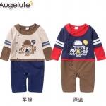 Augelute บอดี้สูท คละสี แพค 6ตัว ไซส์ 70-70-80-80-90-90