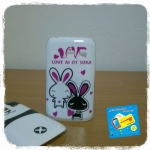 Cartoon Case for Samsung Galaxy Y Dous : 006