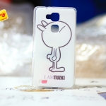 TPU Cartoon case for huawei ascend mate 7