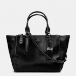 Preorder COACH CROSBY CARRYALL IN HAIRCALF Style No: 33535