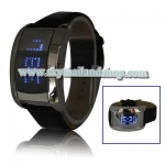 นาฬิกาแฟชั่น LED Mirror LED Watch