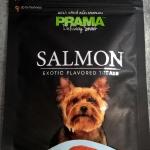 PRAMA ขนมสุนัข รสปลาแซลม่อน 70 กรัม