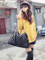 กระเป๋าแฟชั่น Maomaobag - 028 สีดำ (FREE จัดส่ง)
