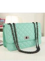 กระเป๋าแฟชั่น Axixi - 001 สี Green (Free จัดส่ง )