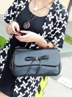 กระเป๋าแฟชั่น Maomaobag - 058 สี Black (FREE จัดส่ง)