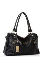 กระเป๋าแฟชั่น Axixi - 201 สี Black (Free จัดส่ง)