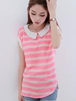 Pre  เสื้อ YOZI  ZH076 เสื้อผ้าแฟชั่นเกาหลีราคาถูก