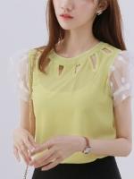 Pre  เสื้อ YOZI  ZF149 เสื้อผ้าแฟชั่นเกาหลีราคาถูก