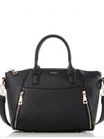 กระเป๋าแฟชั่น Axixi - 252 สี ฺBlack (Free จัดส่ง)