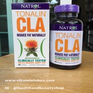 # cla ตัวเด่น # Natrol, Tonalin CLA, 1200 mg, 90 Softgels