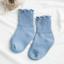 ถุงเท้าสั่น สีน้ำเงิน แพ็ค 12คู่ ไซส์ M (ประมาณ 3-5 ปี) thumbnail 1