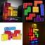 (พร้อมส่ง) โคมไฟตัวต่อ Tetris LED Light thumbnail 6