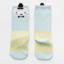 ถุงเท้ายาว สีฟ้า แพ็ค 10 คู่ ไซส์ M (ประมาณ 1-3 ปี) thumbnail 1