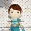 ตุ๊กตาแต่งงานชุดไทย แบบ2 thumbnail 3