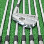 TAYLORMADE TOUR PREFERRED MB IRONS 3-PW (8PC) DYNAMIC GOLD S300 STEEL FLEX S