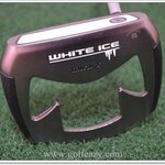 "Putter Odyssey White Ice Mini T Length:34"" พร้อม cover"